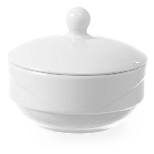 Cukiernica porcelanowa śr. 10 cm gourmet marki Fine dine