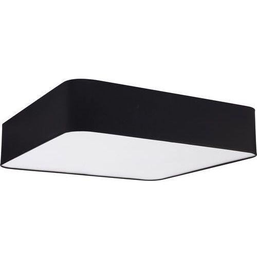 Lampa sufitowa OFFICE SQUARE 4x60W Czarny TK LIGHTING