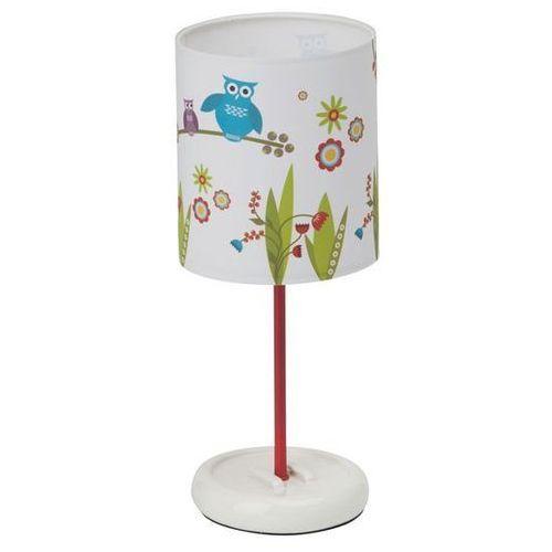 Lampa stołowa led birds g56048/72, led wbudowany na stałe x 12, 0.06 w, 230 v, ip20, (Øxw) 13 cmx32.5 cm, kolorowy marki Brilliant