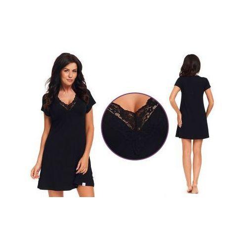 Koszula nocna blanka: czarny marki Dobranocka