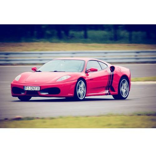 Jazda Ferrari F430 - Toruń \ 3 okrążenia