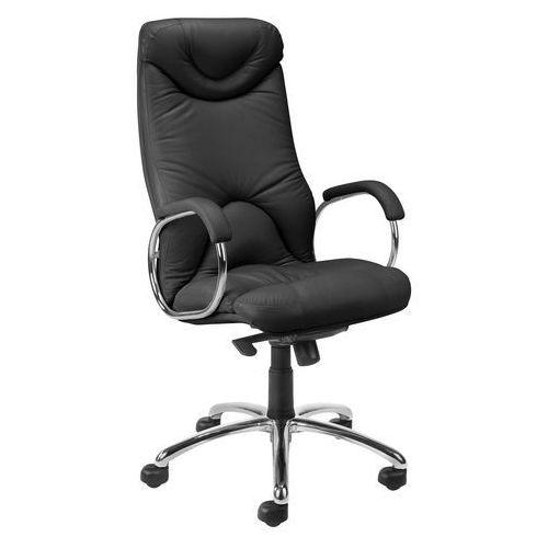 Fotel gabinetowy ELF steel04 chrome