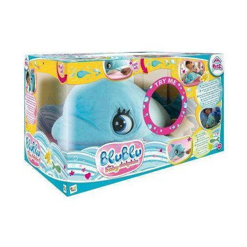 Tm toys delfinek blu blu interaktywna maskotka (8421134007031)