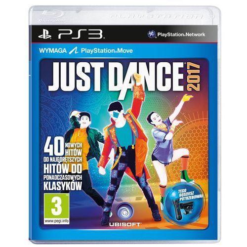 Just Dance 2017, wersja językowa gry: [angielska]