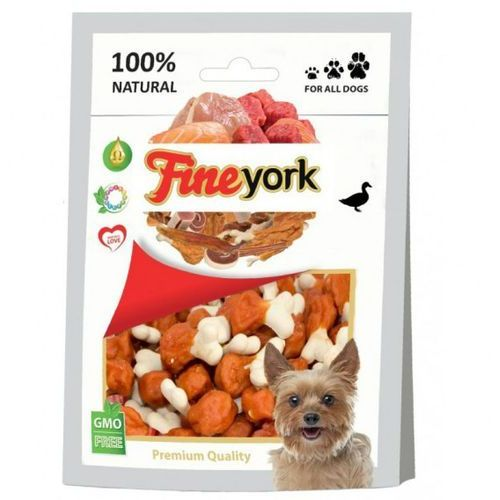 Prozoo Fineyork mini calcium bone 80g