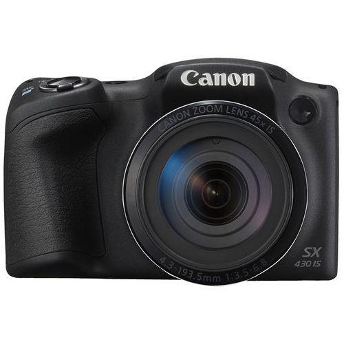 Canon PowerShot SX430, cyfrówka