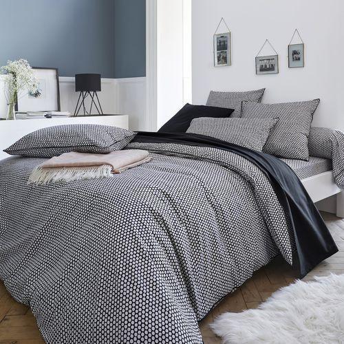 Poszewka na poduszkę lub wałek, z perkalu, Duo