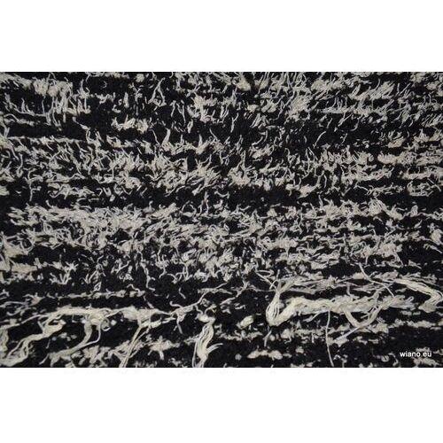 Twórczyni ludowa Chodnik bawełniany ręcznie tkany, żółto-jasno-ciemno brązowy 65x120 cm