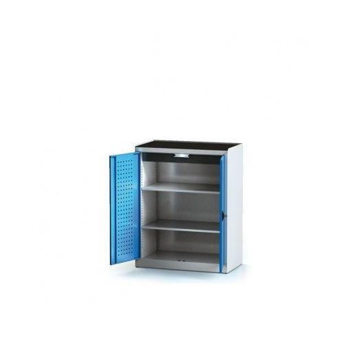 Szafa warsztatowa - 2 półki, 1 szuflada marki Alfa 3