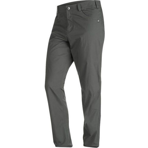 Mammut Trovat Tour Spodnie długie Mężczyźni szary DE 46 2018 Spodnie i jeansy, kolor szary