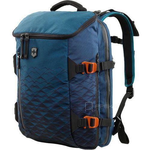 "Victorinox vx touring 15 plecak miejski na laptop 15"" / granatowy - dark teal (7613329036938)"