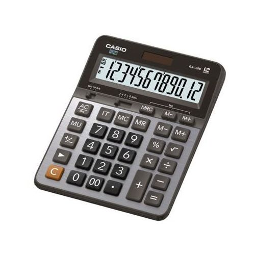 Kalkulator CASIO GX-120B