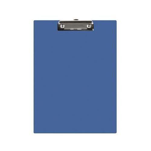 Clipboard Q-CONNECT deska, PVC, A5, niebieski, KF16202