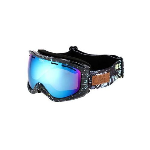 Roxy SUNSET ART Gogle narciarskie true black/savanna