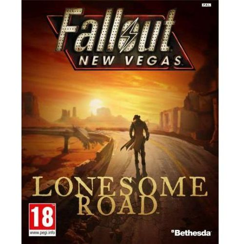 Fallout New Vegas Lonesome Road (PC)