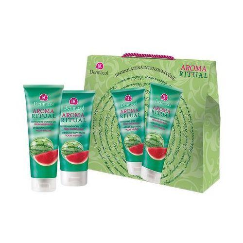 Dermacol zestaw upominkowy aroma ritual watermelon ii. (8595003110549)