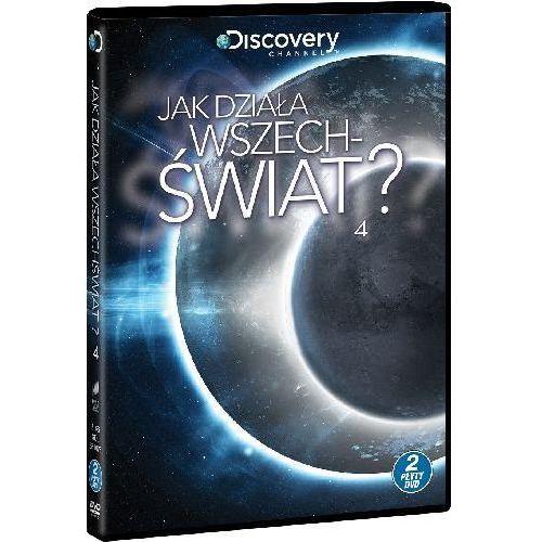 Jak działa wszechświat?, sezon 4 (DVD) - James Grant Goldin z kategorii Seriale, telenowele, programy TV