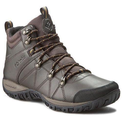 Columbia Trekkingi - peakfreak venture mid waterproof bm3991 cordovan/caramel 231