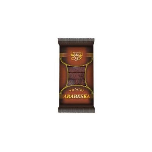 Skawa Wafle arabeska z kremem kakaowym 250g  (5902978008871)