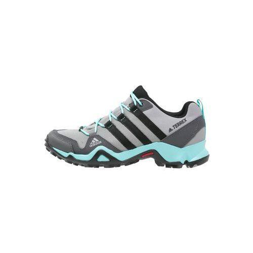 adidas Performance TERREX AX2R Półbuty trekkingowe solid grey/core black/granite - sprawdź w wybranym sklepie