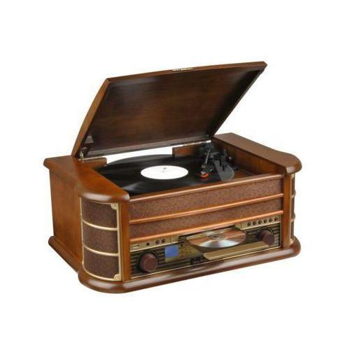 Gramofon HYUNDAI RTC-513RIP Brązowy, RTC 513 RETRO