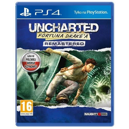 Sony computer Gra ps4 uncharted: fortuna drake'a (pl)