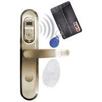 Szyld zamka elektromechanicznego - elh-50b9/brass marki Eura-tech