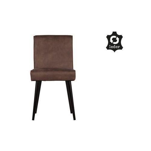 krzesło revolution czekoladowe 378650-06 marki Be pure