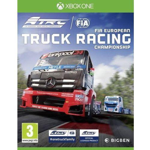 FIA Europan Truck Racing Championship (Xbox One)