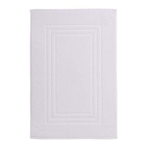 Dywanik łazienkowy palmi 50 x 80 cm biały marki Cooke&lewis