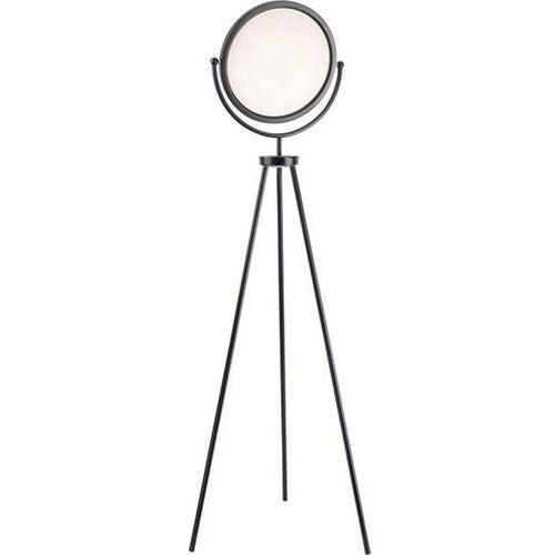 Leuchten direkt Leuchten-direkt carl lampa stojąca led czarny, 1-punktowy - przemysłowy - obszar wewnętrzny - carl - czas dostawy: od 2-3 tygodni