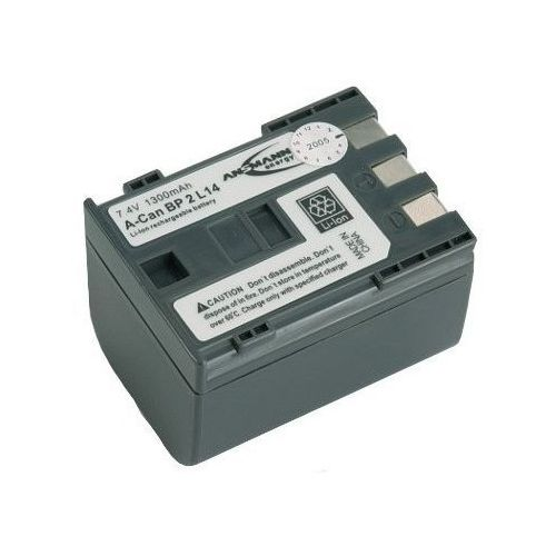 Akumulator ANSMANN 1450 mAh do Canon A-Can BP 2L 14 (4013674022663)