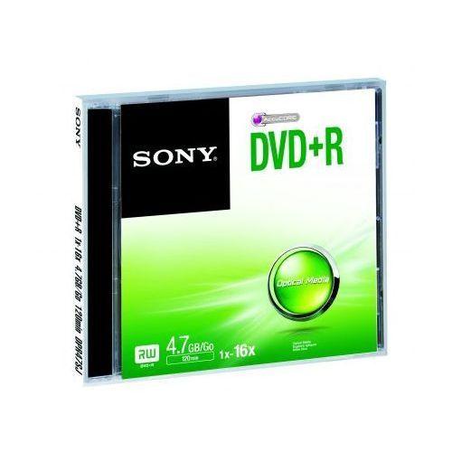 Płyta  dvd+r + zamów z dostawą jutro! marki Sony