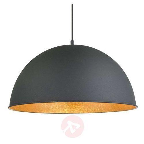 Globo lenn lampa wisząca czarny, 1-punktowy - rustykalny - obszar wewnętrzny - lenn - czas dostawy: od 2-3 tygodni marki Globo lighting