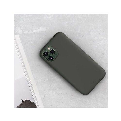 UNIQ etui Lino Hue iPhone 11 szary/moss grey, 57740 (13224751)