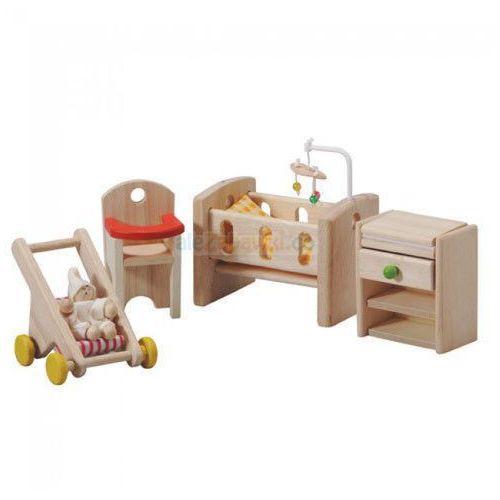 Zestaw mebelków dla niemowlaka - Plan Toys