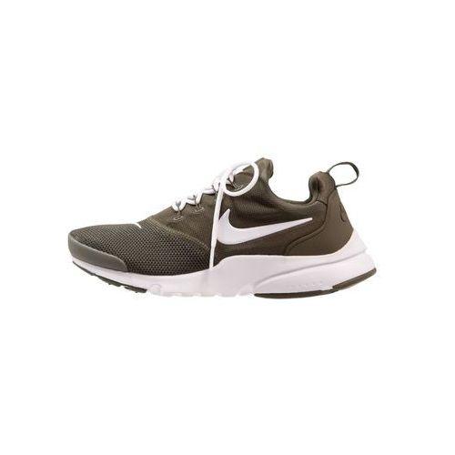 Nike Sportswear PRESTO FLY (GS) Tenisówki i Trampki cargo khaki/white/sequoia