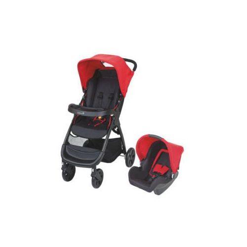 Safety 1st wózek spacerowy amble ts plain red (3220660258628)