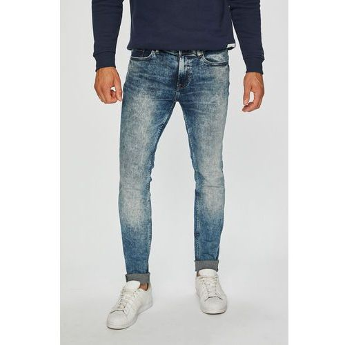 - jeansy warp washed marki Only & sons