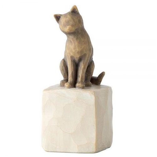 Mój ukochany kot love my cat (dark) 27684 susan lordi marki Willow tree