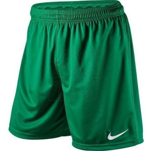 Spodenki piłkarski  park knit short junior 448262-302 wyprodukowany przez Nike