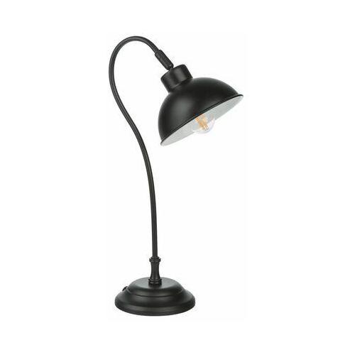 Inspire Lampa stołowa delia czarna e14