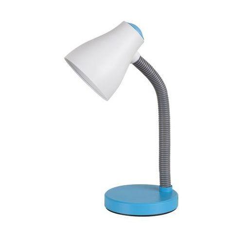 Rabalux Lampa lampka stołowa oprawa biurkowa vincent 1x15w e27 niebieski 4174 (5998250341743)