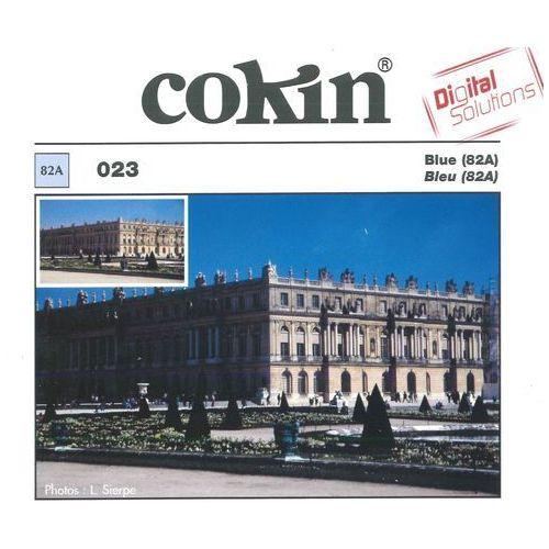 wwz023 niebieski (filtr z serią 82 a) z023 kompatybilny z cokin z telewizora marki Cokin