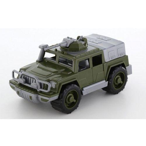 WADER-POLESIE Jeep wojskowy Obrońca, siatka