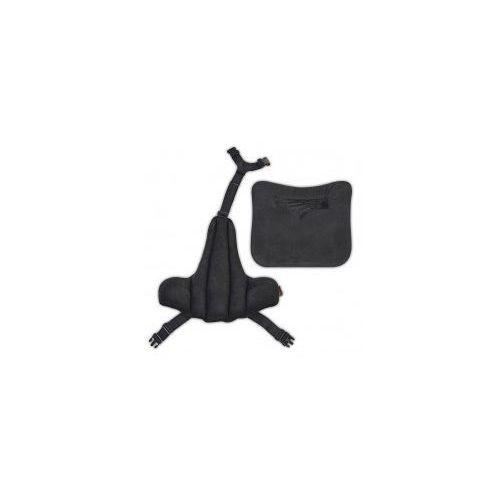 Kulik-system Nakładka na fotel lub krzesło czarna