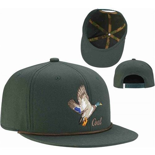 czapka z daszkiem COAL - The Wilderness SP Forest Green (Duck) (04) rozmiar: OS