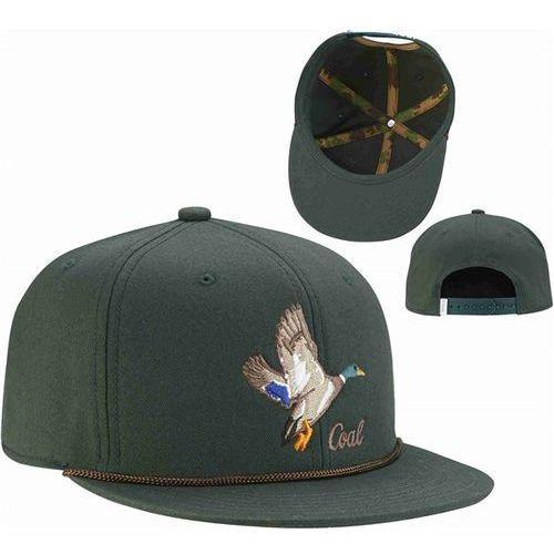 czapka z daszkiem COAL - The Wilderness SP Forest Green (Duck) (04)