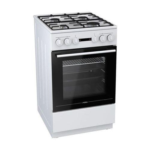 MORA kuchnia gazowo-elektryczna K 766 AW (8590371054921)