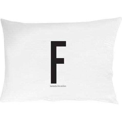 Design letters Poszewka na poduszkę arne jacobsens vintage abc litera f (5710498749156)